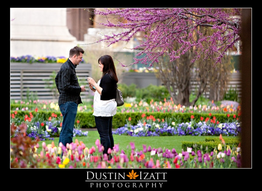 Utah Wedding Proposal Photography