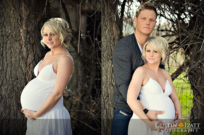 Utah Maternity Photographer Dustin Izatt