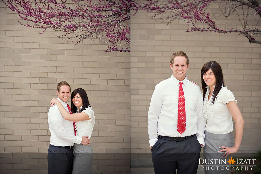Utah Wedding Photographer Dustin Izatt Vintage Style