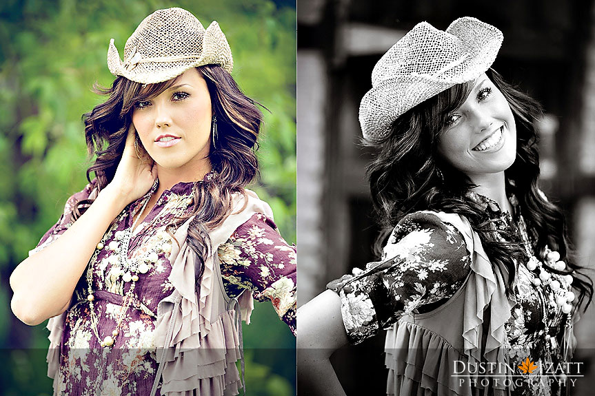 Urban Senior Photography in Layton Utah by Photographer Dustin Izatt