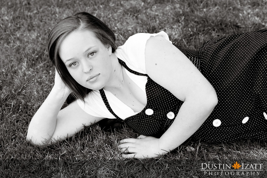 Layton Utah Senior Photography by Photographer Dustin Izatt
