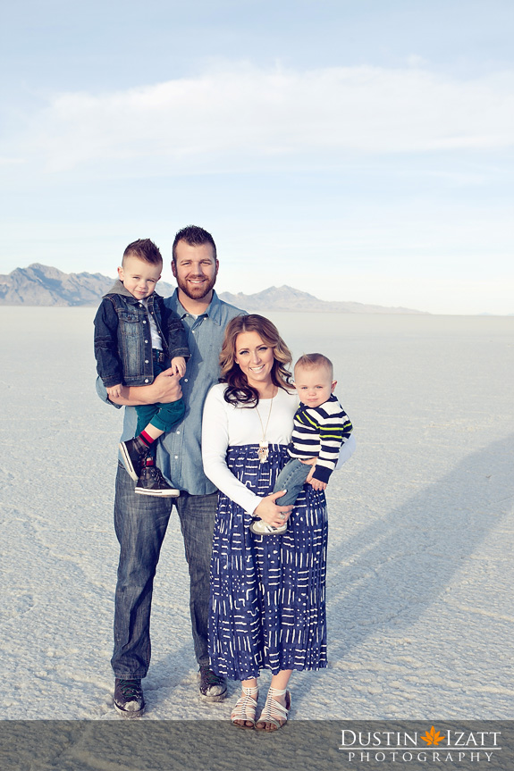 Utah Family Photography Salt Flats