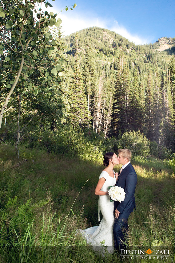 utah groomal photography little cottonwood canyon