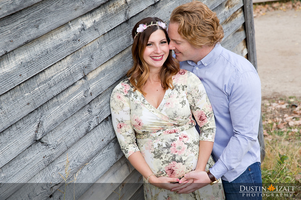 Utah Maternity Photography Wheeler Farm Couples