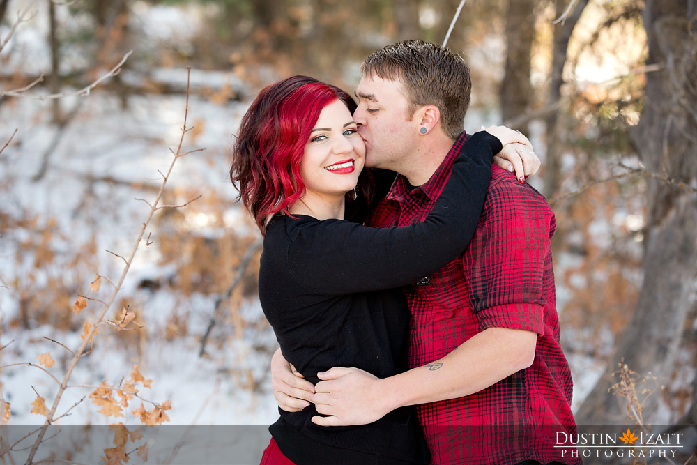 utah engagement photos snow basin ogden