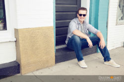 Kaysville Theater Utah Senior Photography Session